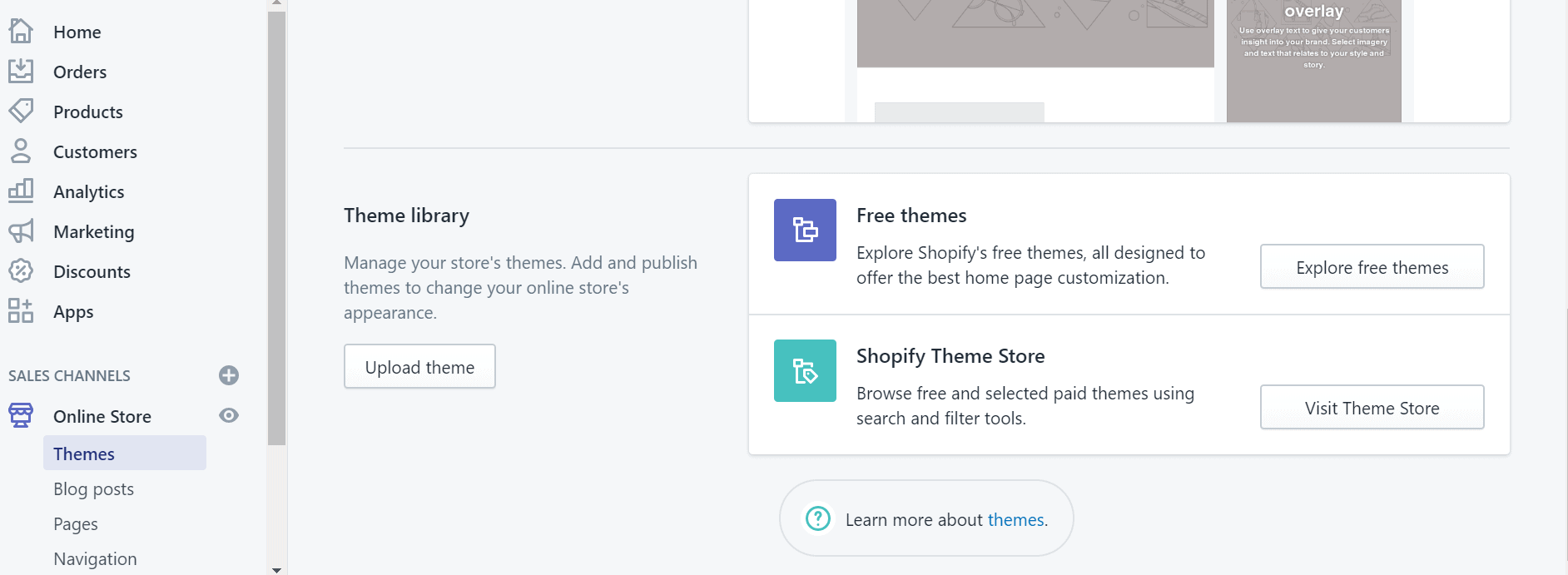 Dropshipping From Amazon To Shopify - Upload a Shopify Theme